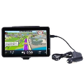7 Truck Car GPS Navigator with Free Maps Car Charger Music P ...