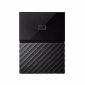 WD HDD - HARD DISK EXTERNAL 2.5 2TB MY PASSPORT 2017 BLACK ( ...