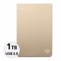 Seagate HDD Hard Disk External 2.5 1TB NEW BACKUP PLUS GOLD  ...