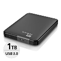 Western Hard Disk External 2.5 Element 'B' 3.0 (1 TB.) ของแท ...