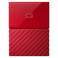 WD HDD - Hard Disk External _2.0 TB MY PASSPORT 2017 RED (WD ...