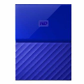 WD HDD - Hard Disk External _2.0 TB MY PASSPORT 2017 BLUE (W ...