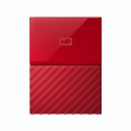 WD HDD - HARD DISK EXTERNAL 2.5 4TB MY PASSPORT 2017 RED (WD ...