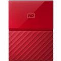 WD HDD - HARD DISK EXTERNAL 2.5 1TB MY PASSPORT 2017 RED (WD ...