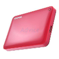 Toshiba Hard Disk External 2.5 Canvio Connect II (1 TB.) Red ...