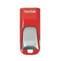 SanDisk Flash Drive Cruzer Edge 32GB Red Grey