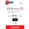 SanDisk Ultra Dual USB Drive 3.0 64GB for OTG-enabled Androi ...