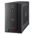 APC Back-UPS 1400VA 230V AVR Universal and IEC Sockets